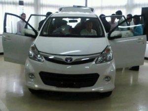 All New Toyota Avanza Veloz 2012 telah di rilis November ini, berikut