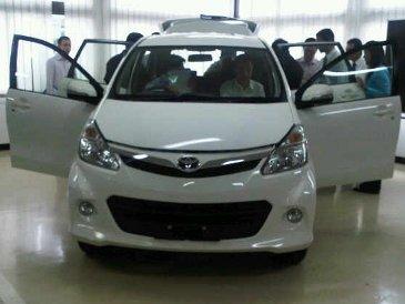 All New Toyota Avanza 2012 telah di rilis November ini, berikut info